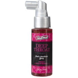 Doc Johnson Goodhead Oral Spray Strawberry