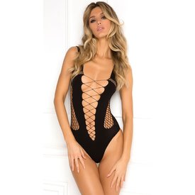 Rene Rofe Splitting Up Bodysuit