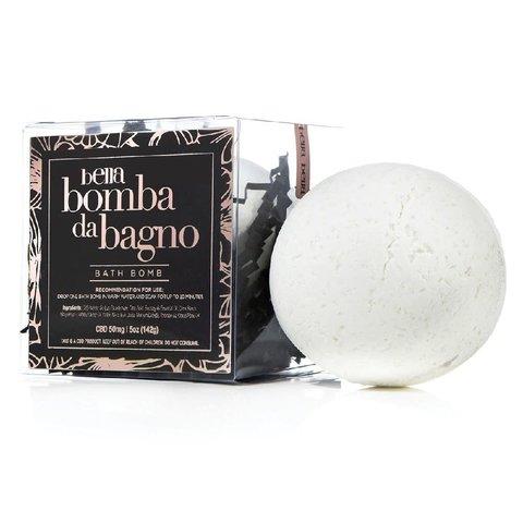 Bella CBD Bomba Da Bagno Unscented Bath Bomb 50mg