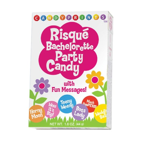 Candyprints Risque Bachelorette Candy single