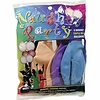 Naughty Boobie Party Balloons - Assorted Colors