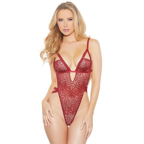 Popsi Red Hot Strappy Teddy