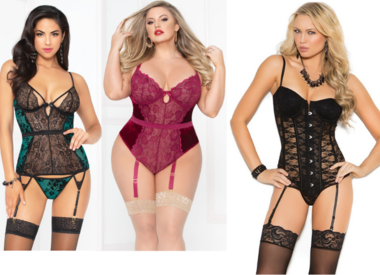 Corsets & Bustiers