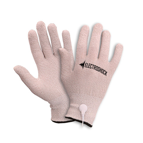Electroshock E-Stim Gloves Gray