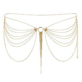Bijoux Indiscrets Magnifique Waist Chain - Gold