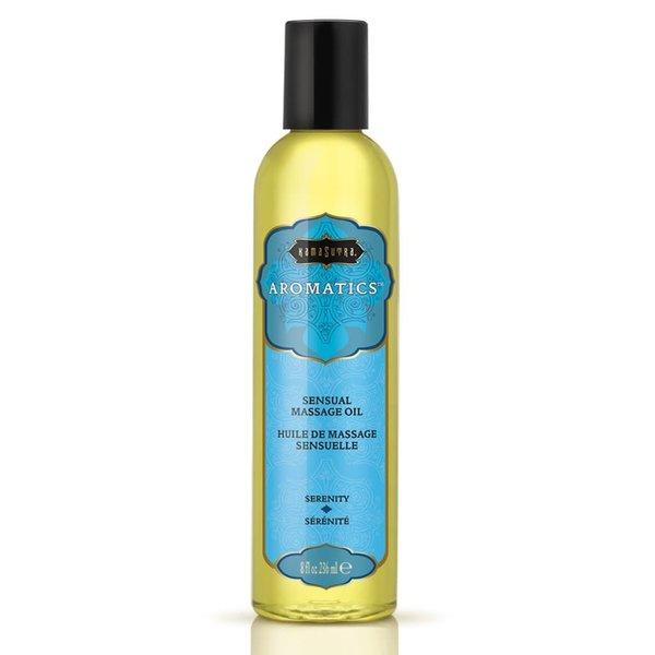 Kama Sutra Aromatics Massage Oil 8oz