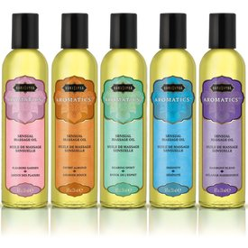 Kama Sutra Aromatics Massage Oil 8oz
