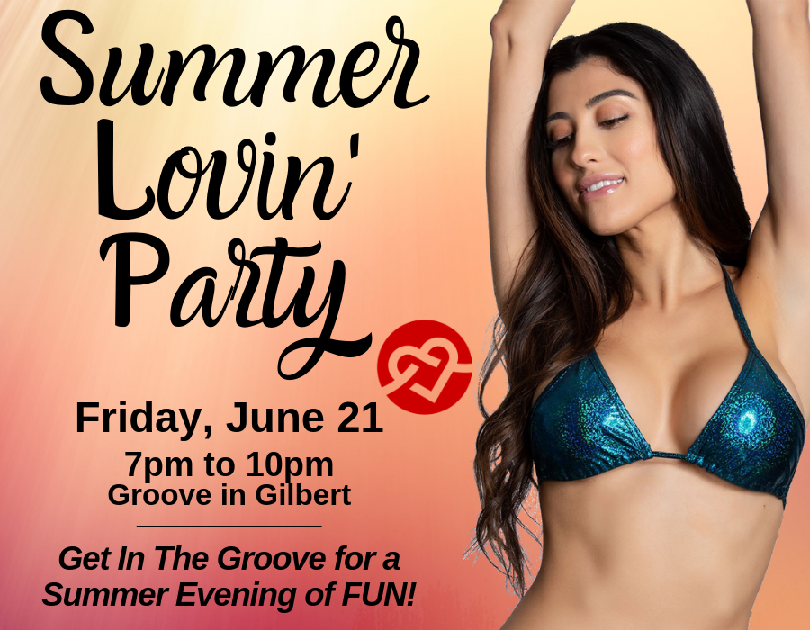 Summer Lovin' Party at Groove!