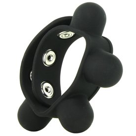 CalExotic Weighted Silicone Ball Stretcher