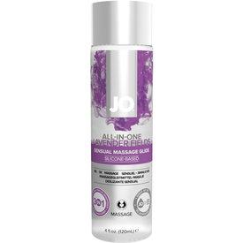 System Jo JO 4 oz Sensual Massage Lavender