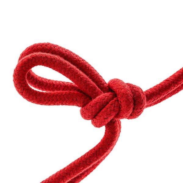 Tantus Knot Fun Rope 30' Red