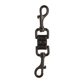 Doc Johnson KINK - Leather 2-Way Access Clips