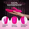 Booster Silicone Rotating Rabbit Vibrator