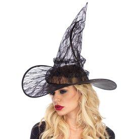 Leg Avenue Lace Witch Hat