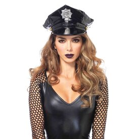 Leg Avenue Naughty Cop Hat