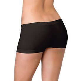Leg Avenue Seamless Boyshorts - One Size Fits Most