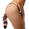 Tailz Fox Tail Amber Anal Plug