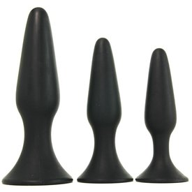 CalExotic Silicone Anal Trainer Kit