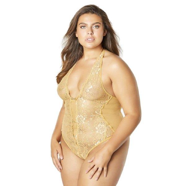 Oh La La Cheri Alexandra Teddy Gold - Queen