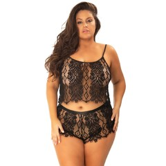 Products tagged with plus size sleepwear