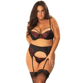 Oh La La Cheri Esperanza Three Piece Set - Curvy