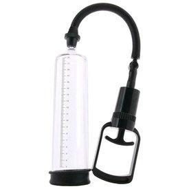 Shots Comfort Beginner Pump - Clear