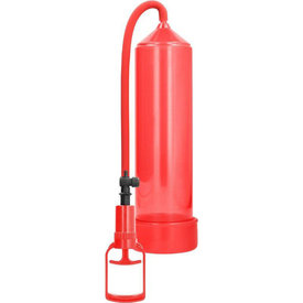 Shots Comfort Beginner Pump - Red