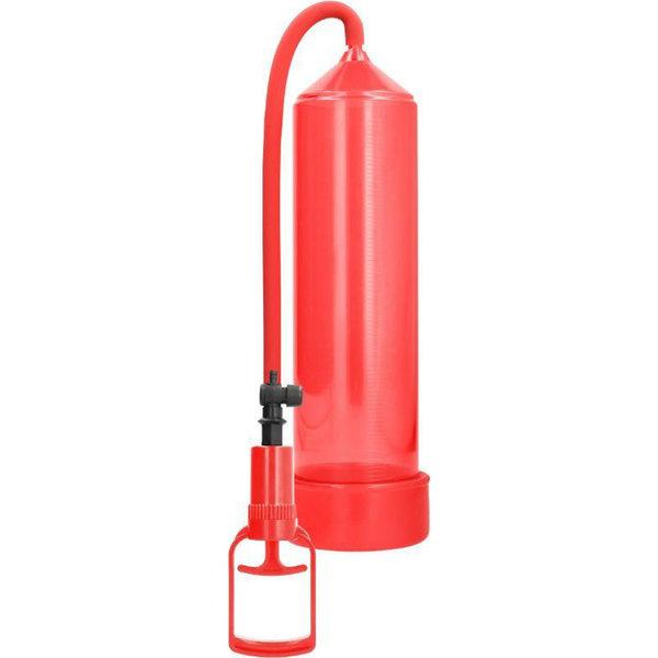 Shots Comfort Beginner Pump - Red