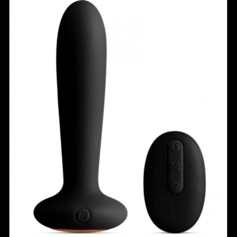 Primo Warming Remote Control Butt Plug