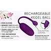 Rechargeable Silicone Kegel Ball