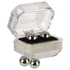 CalExotic Silver Balls In Presentation Box