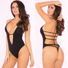 Rene Rofe Shameless Seamless Teddy