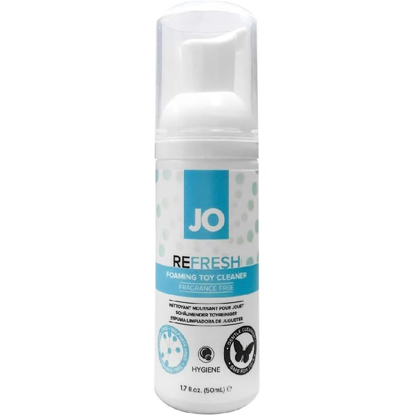 System Jo Unscented Anti-Bacterial Travel Toy Cleaner - 1.7 oz.