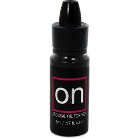Sensuva On For Her Original Arousal Oil 5ml Bottle