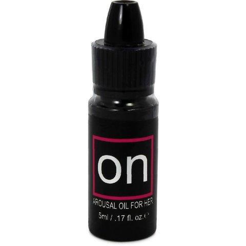 On For Her Original Arousal Oil 5ml Bottle