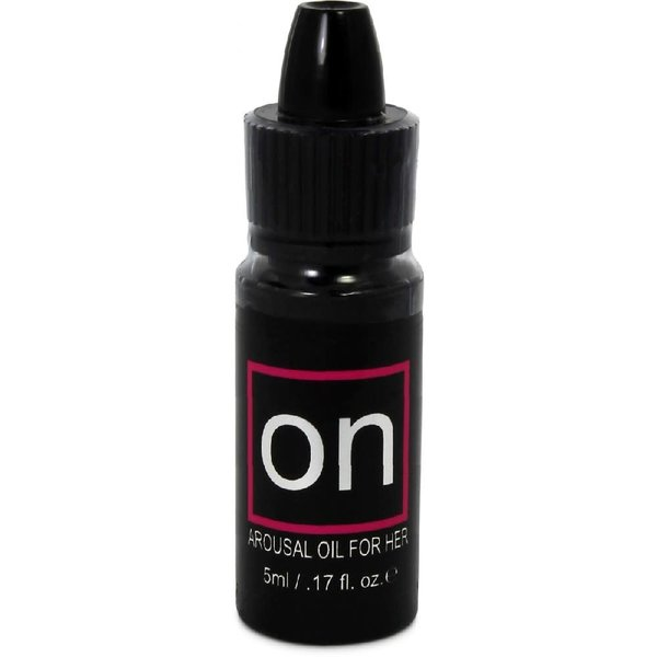 Sensuva On For Her Original Arousal Oil 5ml Bottle