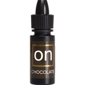 Sensuva ON For Her Arousal Oil Chocolate - 5ml Bottle