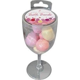 Kheper Games Wine-Scented Bath Bombs