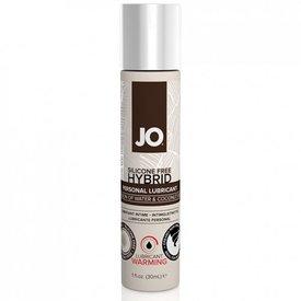 System Jo JO 1 oz Hybrid Warming Lubricant