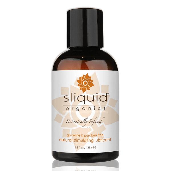 Sliquid Organics Sensation 4.2oz