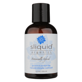 Sliquid Organics Natural 4.2oz