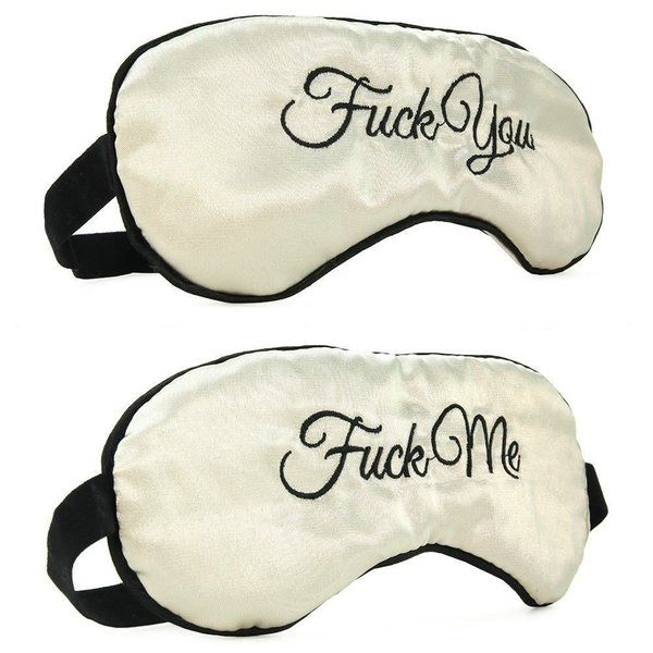 Icon Fuck Me - Fuck You Blindfold