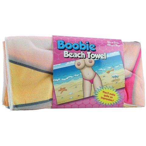 Boobie Beach Towel