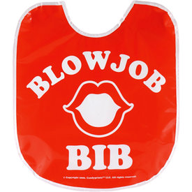 Candyprints Blow Job Bib