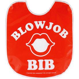 Candyprints Blow Job Bib