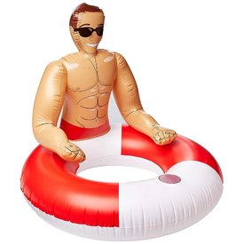 NPW Inflatable Hunk Pool Ring