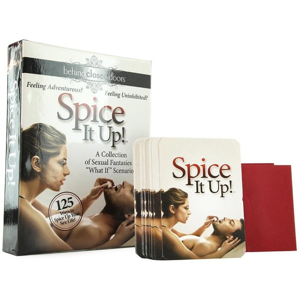 Little Genie Spice It Up! Game