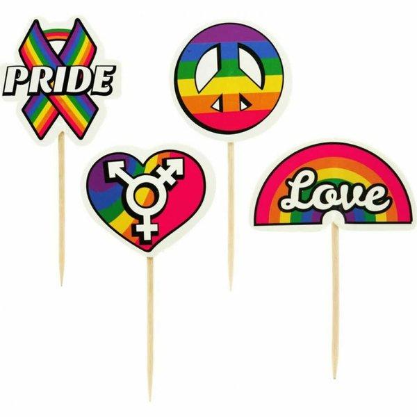 Little Genie Party Picks - Pride