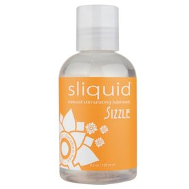Sliquid Sizzle Warming Lube 4.2oz