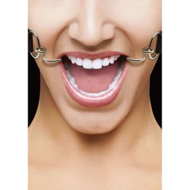Shots Hook Gag - Black